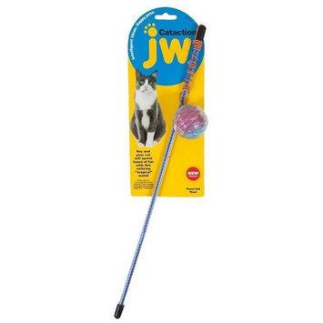 Petmate JW Pet Cataction Flower Ball Wand