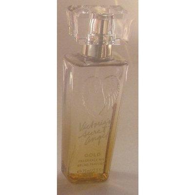 Victoria's Secret Angel Gold 2.5 Fl Oz Travel Size Body Mist Spray