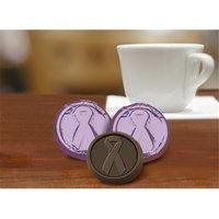 Chocolate Chocolate 325800 Cancer Awareness Chocolate Coin