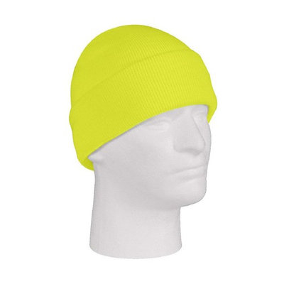 Rothco Deluxe Fine Knit Cold Weather Watch Cap, Heavyweight & Warm