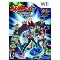 Konami Digital Entertainment Beyblade: Metal Fusion Battle Fortress ( with Bonus DVD at Launch Only)