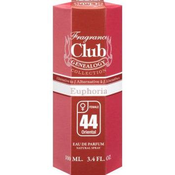 Frag Club #44 by Trend Beaute - 3.4 oz Edpspray for Women