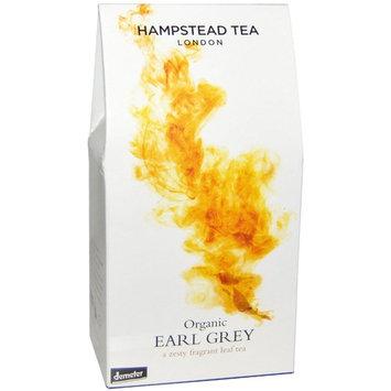 Hampstead Tea, Organic Earl Grey, 3.53 oz (100 g) [Flavor : Earl Grey]
