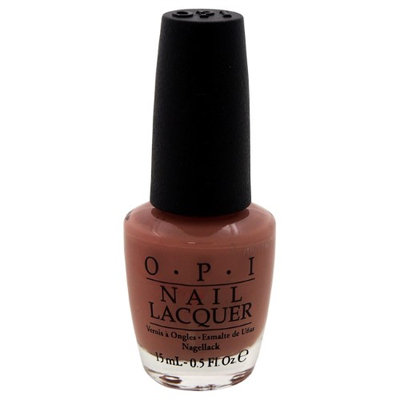 OPI Nail Lacquer, E41 Barefoot In Barcelona