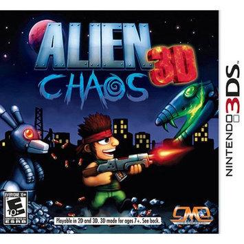 Giant Media Group Alien Chaos 3D (Nintendo 3DS)