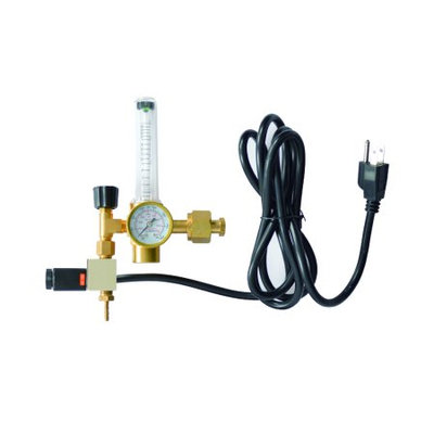 Hydro Crunch Co2 Regulator Emitter System with Solenoid Valve