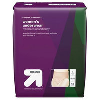 up & up™ Women's Adult Underwear, Large 18 ct