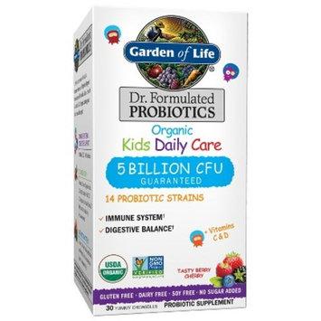Garden of Life Kid's Probiotics - Daily Care - 30ct