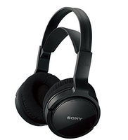 Sony Wireless RF Home Theater Over-The-Ear Headphones