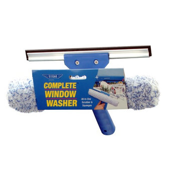 Ettore The Ultimate Window Cleaner Squeegee, 15010