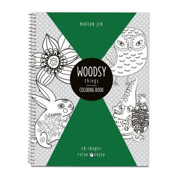Roaring Spring Paper Company 2 Packs COLOR BK MOD JEN WOO