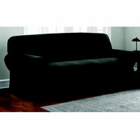 Mainstays 1-Piece Stretch Fabric Sofa Slipcover