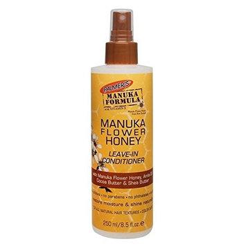 Palmer's Manuka Formula Manuka Flower Honey Leave-In Conditioner 250ml (PACK OF 4)
