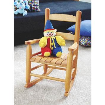 Lipper International 555WN Child's Rocking Chair, 14.5