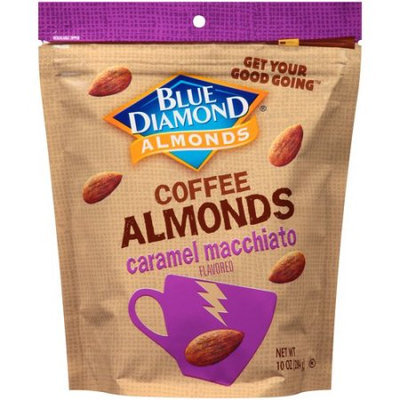 Blue Diamond® Caramel Macchiato Coffee Almonds