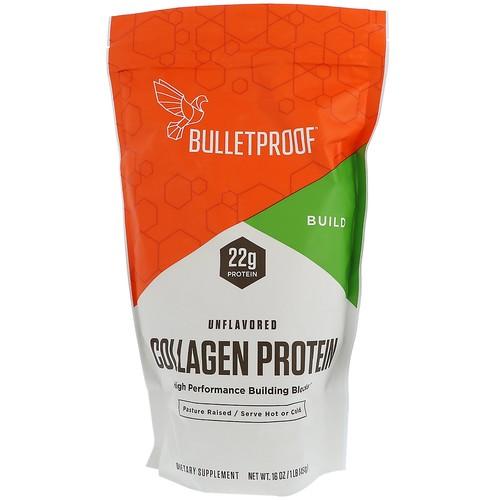 BulletProof, Collagen Protein, Unflavored, 16 oz (454 g)