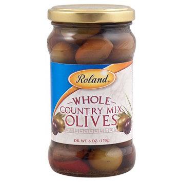 Roland Olives 6.7oz Pack of 12