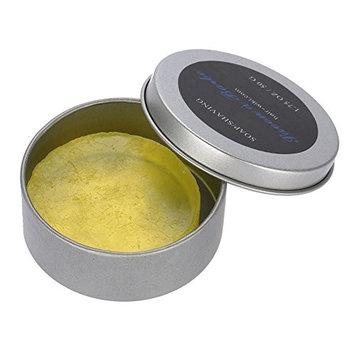Natural Shave Soap for Men, Soft Handmade Shaving Soap Suitable for Sensitive Skin Facial Beard Clean Shave Tool