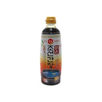 Sempio Chosun Soy Sauce for Soup 25.3 Fl Oz.