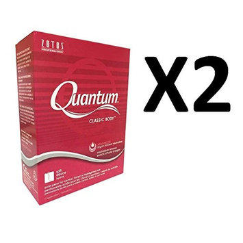 [ VALUE PACK OF 2] ZOTOS PERM QUANTUM CLASSIC BODY ADVANCED ARGAN-INFUSED NEUTRALIZER (SOFT): Beauty