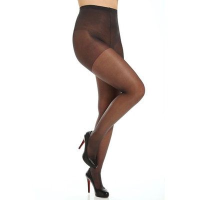 Women's Berkshire 4417 Plus Size Silky Sheer Support Pantyhose