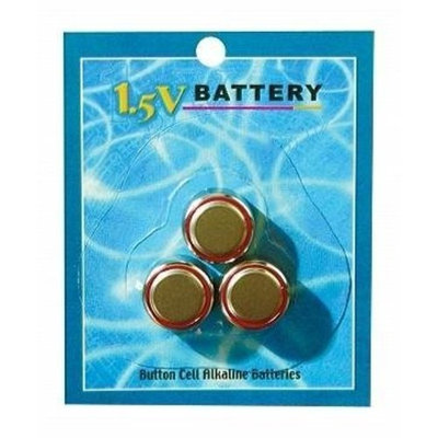 Vinnic 1.5V Watch Battery Pack, 3 Count