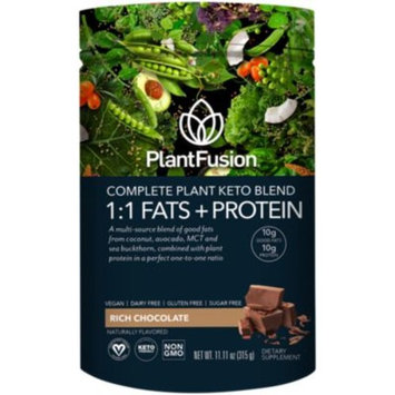 1:1 FATS & PROTEIN-CHOCOLATE (315G) - CHOCOLATE (11.11 Ounces Powder) by American Biosciences at the Vitamin Shoppe