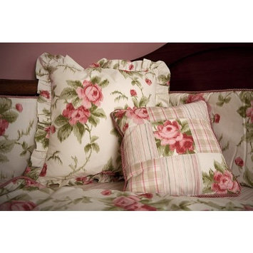 Picci Collection Pillow, Rose (Discontinued by Manufacturer)