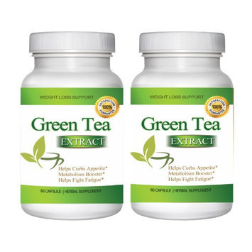 Totally Products, Llc. Green Tea Extract for Weight Loss (120 Capsules)