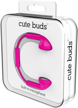 Zeikos Ihip Cute Pink Earphones W/Mic