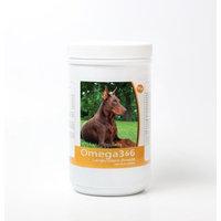 Healthy Breeds 840235143192 Doberman Pinscher Omega 3 & 6 Coat Soft Chews - 120 count