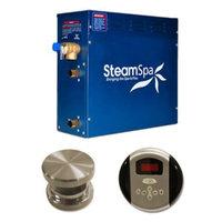 Steam Spa SteamSpa Oasis 4.5 KW QuickStart Steam Bath Generator Package