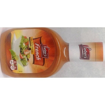 Lieber's French Non Dairy Dressing Gluten Free KFP 16 Oz. Pk Of 6.