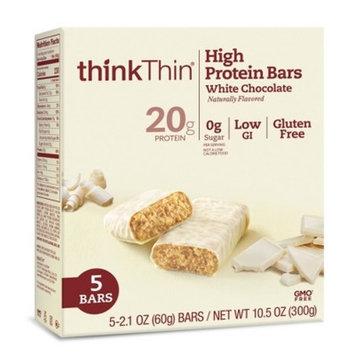thinkThin Chocolate Nutrition Bars - 6/5oz