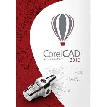 Corel ESDCCAD2016MLUG CorelCAD 2016 Upgrade (Email Delivery)