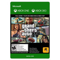 Incomm Xbox 360 Grand Theft Auto IV (email delivery)