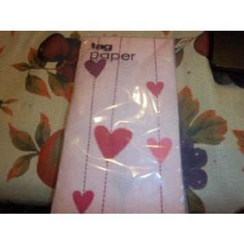 Tag Paper Guest/Buffet Napkins