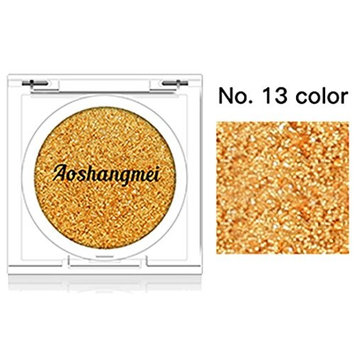 1PC Cosmetic Powder Smoky Long Lasting and Waterproof Eyeshadow Palette Makeup Set Matt 15 Colors Available Cosmetic