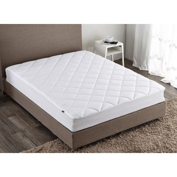 Pure Down Puredown Down Alternative Mattress Pad/Topper-Fitted-Quilted-Twin(39X75