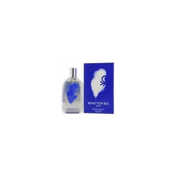 Benetton Blu men cologne by Benetton Eau De Toilette Spray 3.4 oz
