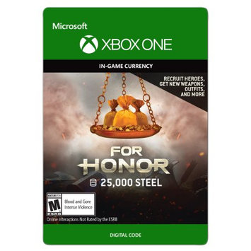 Incomm Xbox One For Honor Currency pack 25000 Steel credits (email delivery)