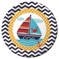 Ahoy Matey Nautical 9