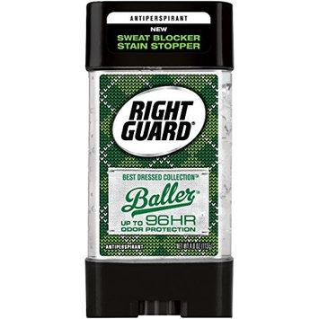 Right Guard Antiperspirant Baller, 4.0 OZ