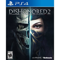 Arkane Studios Dishonored 2 - Pre-Owned (PS4)
