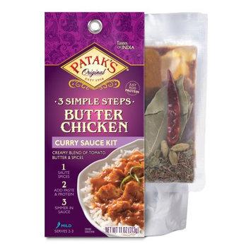 Ach Foods Pataks Butter Chicken 3step