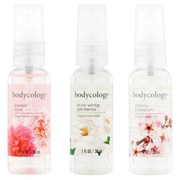 Parfums De Coeur Ltd Bodycology Fragrance Mist, 1 fl oz, 3 count