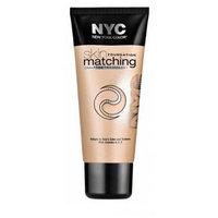 New York Color Skin Matching Foundation Light