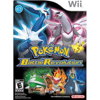 Nintendo Pok mon Battle Revolution (used)