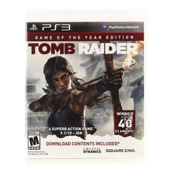 Square Enix, Inc. Tomb Raider Game of the Year (M)(Replen)