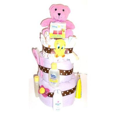 Gordan Gifts Inc Its a Girl! Diaper Cake